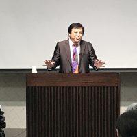 KCSインストラクター養成コースで講演する桑岡俊文博士
